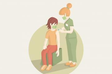 Impfungen für Schülerinnen und Schüler ab 12 Jahren vor den Sommerferien